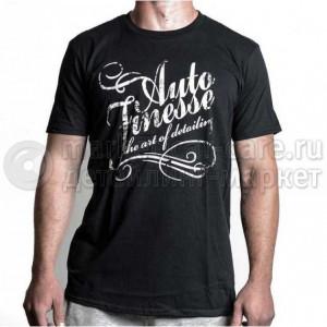 Autofinesse Футболка Auto Finesse Black (XL)
