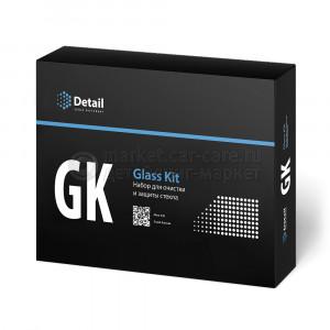 """Набор для очистки и защиты стекла Detail GK """"GLASS KIT"""""""