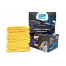 Dry Monster Микрофибра для аппликатора 10x13см (синие или желтые) коробка 50шт
