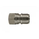 Ниппель 250bar, 3/8 внут, нерж.сталь РА.(М-40005482)