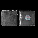 Плюшевая микрофибра для сушки LERATON GREY MAMONTH MF1 70x50