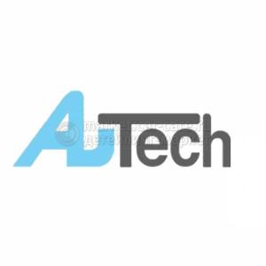 AuTech Зап.часть для полировальной машинки Au-071501200R - направляющая щётки (комплект 2 шт.)