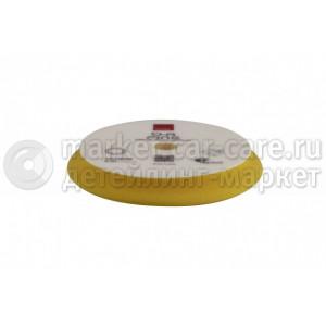 RUPES DA180M Желтый cредней жёсткости поролоновый полировальный диск в упаковке 150/180мм