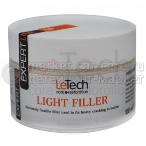 Жидкий ремонтный состав LeTech Light Filler, 100 мл
