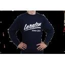 Leraton Толстовка LERATON Since 2014 синяя S