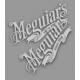 Стикер Meguiar's Sticker