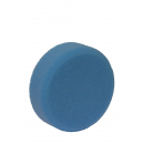 Полировальный круг Vogelchen № 3 синий мягкий, 80x30мм