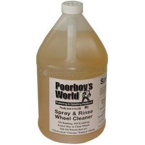 Очиститель Poorboy's World Spray and Rinse (128oz/3780ml)