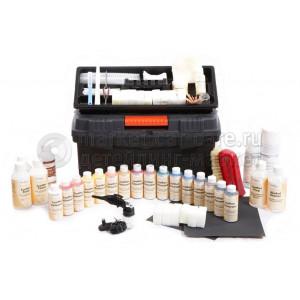 Базовый набор LeTech для реставрации кожи Basic Leather Repair Kit