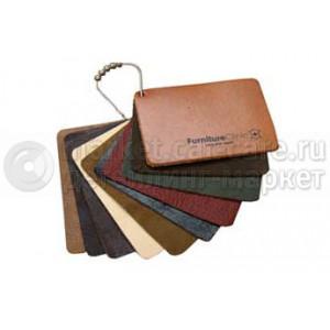 Образцы видов кожи LeTech Leather Types Swatch Booklet