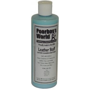 Защита кожи Poorboy's World Leather Stuff (16oz/473ml)