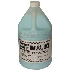 Очистка и защита пластика и кожи Poorboy's World Natural Look (128oz/3780ml)