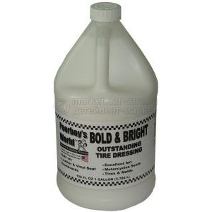 Защитный состав Poorboy's World Bold N Bright (128oz/3780ml)