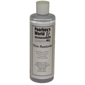 Средство по уходу Poorboy's World Trim Restorer (16oz/473ml)