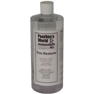 Средство по уходу Poorboy's World Trim Restorer (32oz/964ml)