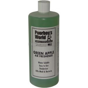 Освежитель воздуха Poorboy's World Air Freshener - Green Apple (32oz/964ml)
