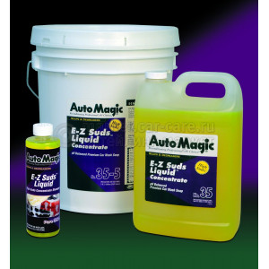 Шампунь Auto Magic E-Z SUDS LIQUID, 0.48л