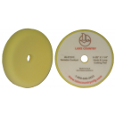 Полировальный круг LakeCountry жесткий желтый Yellow Foam Variable Contact Cutting Pad,160мм