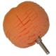 Шарообразная насадка LakeCountry для полировки средней жесткости оранжевая