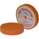 Полировальный круг LakeCountry оранжевый средней жесткости CCS-технология, 160мм