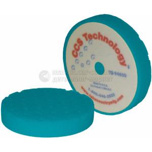 Полировальный круг LakeCountry голубой финишный мягкий CCS-технология, 165мм