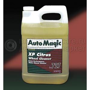 Чистящее средство Auto Magic XP CITRUS WHEEL CLEANER RTU, 3.79л