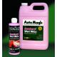 Крем-воск Auto Magic STRAWBERRY WET WAX, 0.48л