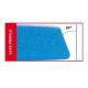 Полировальный поролоновый диск RUPES жесткий синий 150/180мм