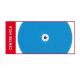 Полировальный поролоновый диск RUPES средней жесткости зеленый 150/180мм