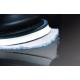Микрофибровый грубый полировальный диск RUPES голубой 130/150мм