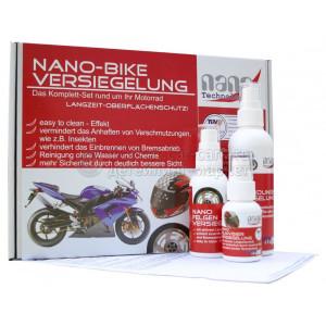 Защитное нанопокрытие для мотоциклов CTP Pro-Tec (Care Maxx) Nano Bike Versiegelung