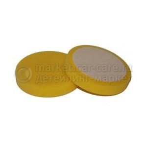 Полировальный круг Vogelchen № 9 жёлтый жесткий, 150*30мм