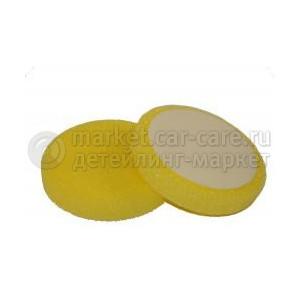 Полировальный круг Vogelchen № 10 жёлтый матирущий, 150*30мм