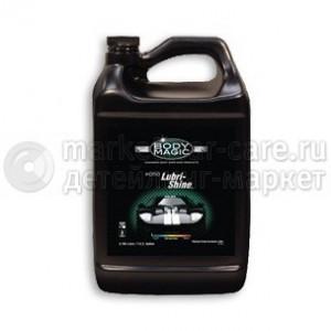 Очиститель безсиликоновый AutoMagic LUBRI-SHINE®, 3,78л
