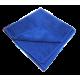 Микрофибровая салфетка JetaPro синяя, 40x40см