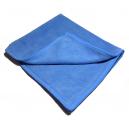 Микрофибровая салфетка JetaPro голубая, 32x36см