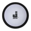 Полировальный диск JetaPro черный (гладкий) мягкий, 150x30мм