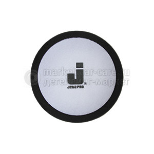 Полировальный диск JetaPro черный (гладкий) мягкий, 150x25мм
