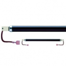 Лампа WiederKraft WDK-L6 для ИК-сушек WDK-1W,2H,4CM, 40см, 1000Вт