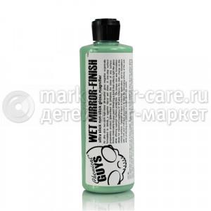 Финишная паста Chemical Guys Wet Mirror Finish Ultra Slick Gloss Magnifier, 473 мл