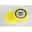 "Желтый полировальник средней плотности Buff and Shine Yellow Medium Cutting Hex Face Pad, 4""/100мм"