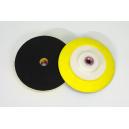 "Мягкая платформа под полировальник из полиуретана Buff and Shine Flex edge grip backing plate, 6""/150мм"
