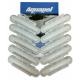 Водоотталкивающее покрытие для стекол (антидождь) Aquapel (Аквапель), упаковка 10 штук (10-Pack)