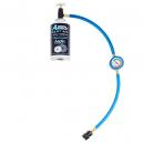 Баллон AuTech с герметиком для устранения течи фреона автокондиционера 340g + шланг c манометром