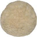 Меховой полировальный круг LakeCountry 190мм, белый