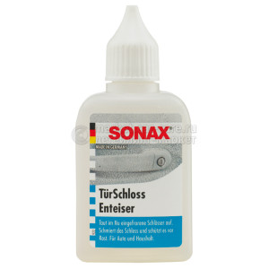 Размораживатель замков Sonax жидкий, 50мл