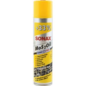 Смазка универсальная Sonax MoS2Oil NanoPro, 400мл