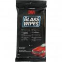 Glass Wipes Салфетки 3M для очистки стекол, 25 шт