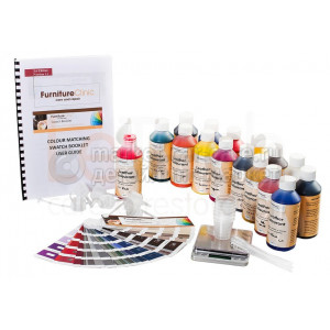 Набор Красок LeTech для подбора цвета (COLOUR MATCHING KIT)