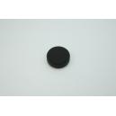 Angelwax Medium Light Finishing Black - полировальный круг чёрный, 80x25мм